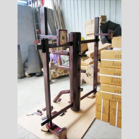 Buy ving tsun wooden dummies / mook yan chong w/ wall frame